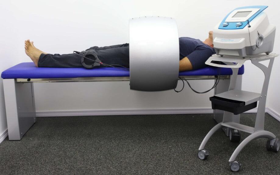 טיפול בכאבים כרוניים באמצעות פולסים אלקטרו מגנטיים
