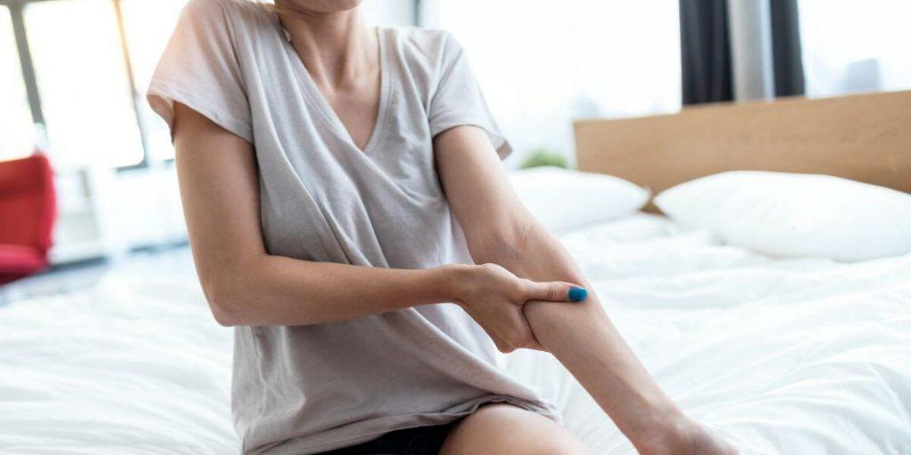 כאבים בעקבות הפיברומיאלגיה